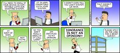 The Dilbert Strip for November 10, 2013