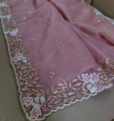 Boutique Suits, Maggam Works, Embroidery Suits Design, Organza Saree, Boho Shorts, Ali, Bride, Instagram, Dresses