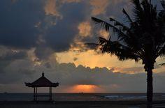 Nusa Dua, Bali Sunrise