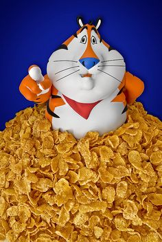Fat Tony by Ron English / Popaganda | Flickr - Photo Sharing!