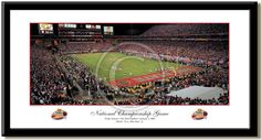 "Ohio State Buckeyes Football-Pictures-Quotes-Frames-Posters-All With OSU Logo-Ohio Stadium Pictures-The Horseshoe ""The Shoe"" Pictures And Photographs. NCAA College Stadium Framed Pictures.Scarlet And Gray OSU Photos. Ohio State Buckeyes Football Sports Panorama Photo.Sports Art-2002 Fiesta Bowl Poster OSU National Champions Print Ohio State vs. Miami."