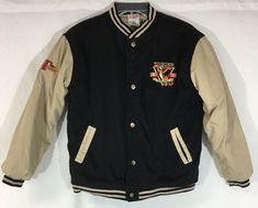 Disney Store Tigger Winnie The Pooh Cotton Varsity Bomber Jacket Junior 10-12 #Disney #Varsity
