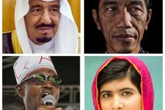 Muslims Shine in TIME 100 Most Influential