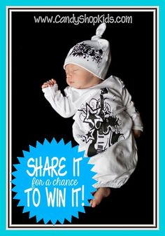 Win this take home outfit by sharing on facebook!