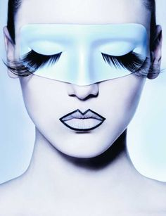 Makeup: Slav Website: www.SlavMakeup.com Photographer/Model: Unknown #Makeup #Beauty #MakeupArtists