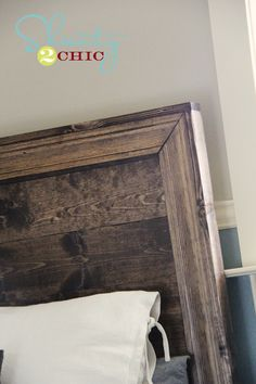 DIY headboard and bed:  under $80 for the headboard and under $150 for the entire bed.