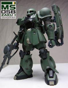 HG 1/144 MS-05B ザクI 旧ザク