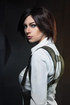 Juli Kidman 2 - The Evil Within cosplay by LuckyStrikeCosplay on DeviantArt