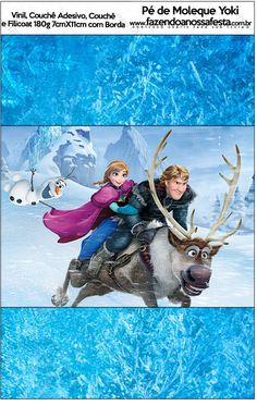 Candy Cover  Rótulo Pé de Moleque Yoki Frozen Disney - Uma Aventura Congelante:   http://www.fazendoanossafesta.com.br/2014/01/frozendisney-umaaventuracongelante.html/frozen2_74/#main   7x11cm