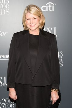 Pin for Later: These Stars' Real Ages Will Blow Your Mind Martha Stewart, 73 Talk about ageing gracefully; everyone's favourite domestic diva Martha Stewart is 73.