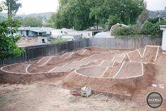 Schneider's Pump Track