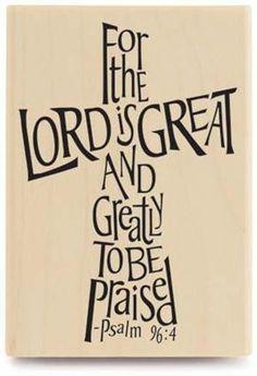 Psalm 96:4