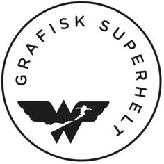 Grafisk Superhelt - Grafisk design · Art Direction · Visuel Kommunikation