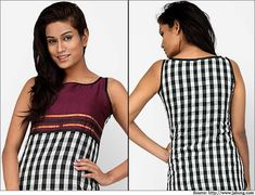 Looking for pictures of latest churidar neck designs before you buy online? We have collected best salwar & chudidar neck designs here. Click to see all.