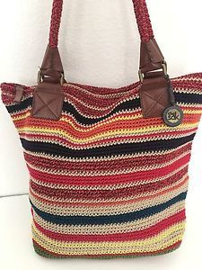 The Sak Bag Multicolor Designer Fashion Hip Boho Women Shoulder  | eBay