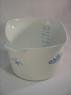 corningware | The sauce maker, though, is less common. These were sold in the 1960s ...