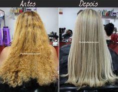 como tirar o laranja do cabelo Permed Hairstyles, Girl Hairstyles, Beauty Care, Hair Beauty, Gray Instagram, Hair Color Techniques, Girl Tips, Blonde Hair, Long Hair Styles