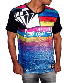 Camiseta Surf Collor - PANO DA HORA | Clothing