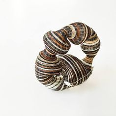artist Rita Soto: Chilean jewelry artist and industrial designer Rita Soto learned her craft from her father, and her practice combines tra. Jewelry Show, Jewelry Art, Restaurant Interior Design, Textile Jewelry, Horse Hair, Industrial Design, Contemporary Art, My Design, Artisan