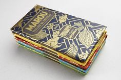 Marou chocolate packaging | Art and design inspiration from around the world - CreativeRoots