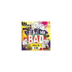 Colour Me Bad Stress Out In Deface Obliterate Paperback