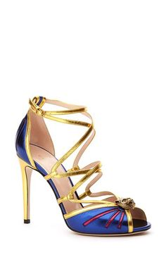 Gucci Gucci 'Bette' Peep Toe Pump (Women) available at #Nordstrom