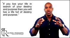 http://byronrodgersmotivation.com/being-in-the-loop/ Find your #PURPOSE live with #PASSION reach your #DESTINY #Motivation #Inspiration