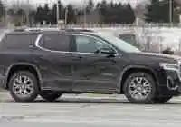 2020 Gmc Acadia Spy Photo In 2020 Acadia Denali Acadia Gmc