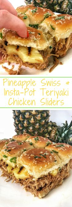 Pineapple Swiss & Insta-Pot Teriyaki Chicken Sliders (2).png