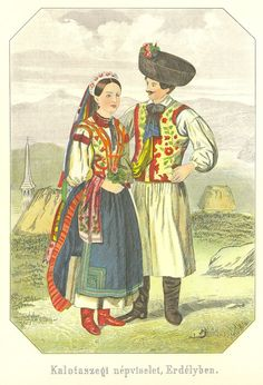 Culture of Hungary Folklore, Folk Costume, Costumes, Capital Of Hungary, Elizabeth Bathory, Austro Hungarian, Budapest Hungary, The Past, Old Things