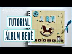 Tutorial Mini Album Scrapbook | Luisa PaperCrafts - YouTube