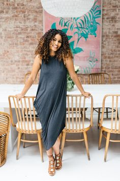 Reader Niurka is wearing @hatchcollection's Highline Dress.