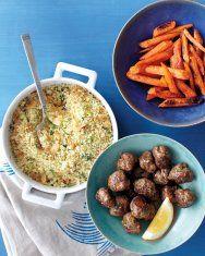 Couscous Royale Recipe | Martha Stewart