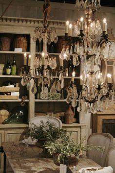 Décor de maison Aix-en-Provence - dining room