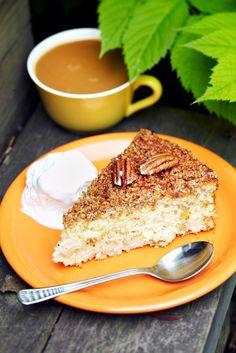 Omena-pekaanipähkinäkakku | K-Ruoka #leivonta