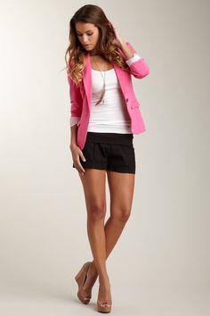 LOVE pink blazer