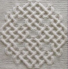 Celtic Snowflake (#24) Pattern