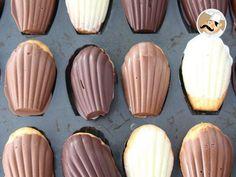 Madeleines au chocolat (pas à pas et en vidéo), photo 3