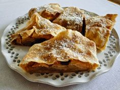 Desert Recipes, Apple Pie, Cooking Tips, Deserts, Food And Drink, Yummy Food, Breakfast, Delicious Food, Postres