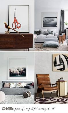 Large Wall Art on a Budget