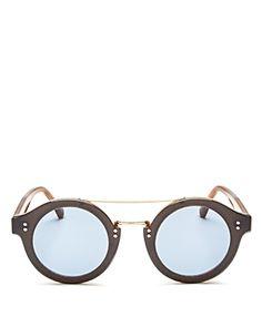 d389ca4d2ddb Jimmy Choo Glasses, Round Frame Sunglasses, Sunglasses Women, Lenses,  Eyewear, Round
