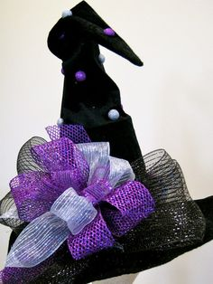 FABULOUS witch hats!! Perfect for Halloween costume/decor!