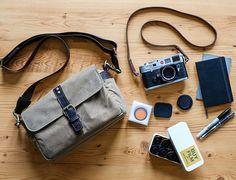 Leica Camera bag