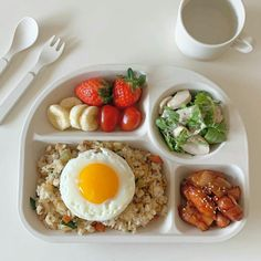 Helathy Food, Baby Food Recipes, Healthy Recipes, Good Food, Yummy Food, Food Goals, Cafe Food, Aesthetic Food, Food Cravings