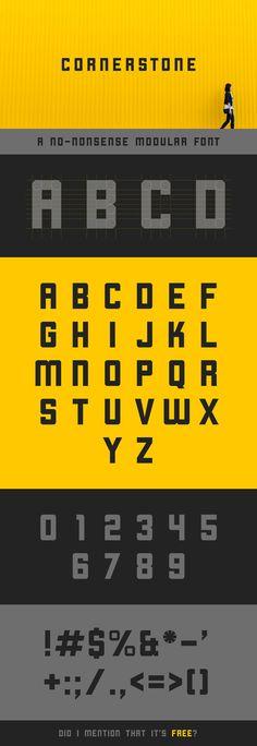 10 tipografías geniales para tus proyectos -- Tipografías gratis