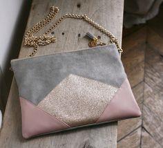 Backpack Purse, Coin Purse, Diy Fashion, Fashion Bags, Pochette Diy, Diy Sac, Couture Sewing, Kids Bags, Handmade Bags