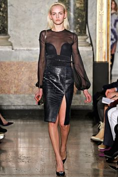 Emilio Pucci Fall 2012 Ready-to-Wear
