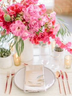 Table Setting ...♥♥...