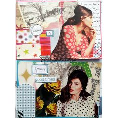 A batch of Postcards for the #diypostcardswap made by Alicia Splendeur #mailart