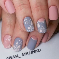 Decorate your nails for the summer with pretty pastel colors. You can use any…